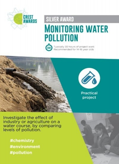 Monitoring water pollution
